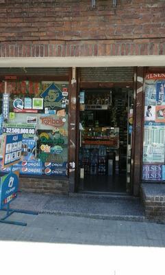 Salón Maxi-kiosco Con 5deoro, Recarga De Cel Y Servicio Stm.
