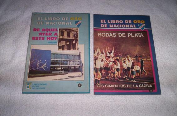 Libro De Oro De Nacional.12 Fasciculos Excelente Estado...