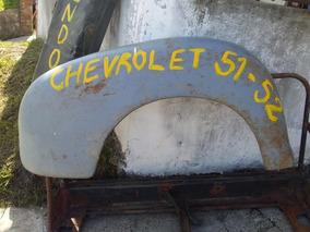 Chevrolet 51 - 52 Tanque , Guardabarro