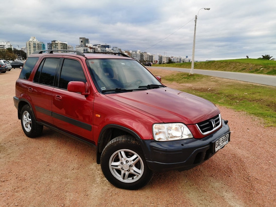 Honda Crv-full C/techo Y Pantalla
