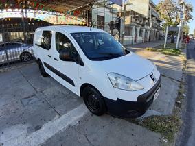 Peugeot Partner Habilitada Para Pasajeros ((mar Motors))