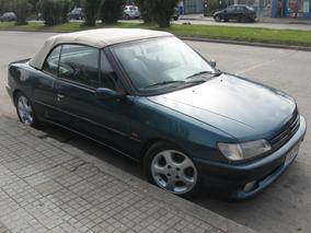 Peugeot 306 Cabriolet 1.8c Año 1995 Carroceria Pininfarina¡¡