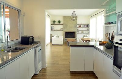 Alquiler Casa Barrio Privado 3 Dormitorios Servicio