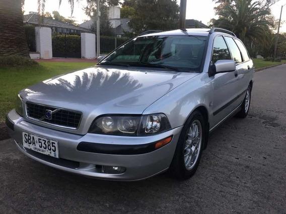 Volvo V40 2.0 Se Luxury Tc 2001