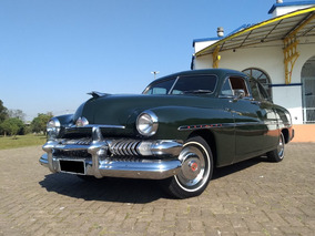 Ford Mercury Eight Sedan 1951