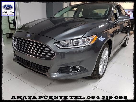 Amaya Ford Fusion Se 2.0cc 240 Hp A/t Alta Gama