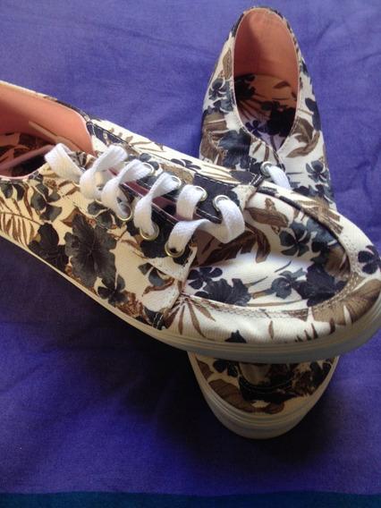 Zapatillas, Championes Zara Nuevos