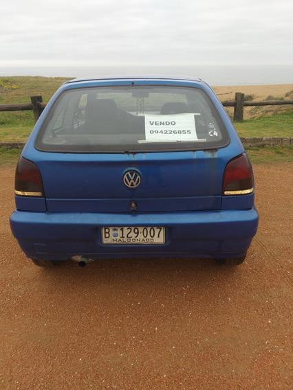 Volkswagen Gol 1.6 Plus Mi 1998