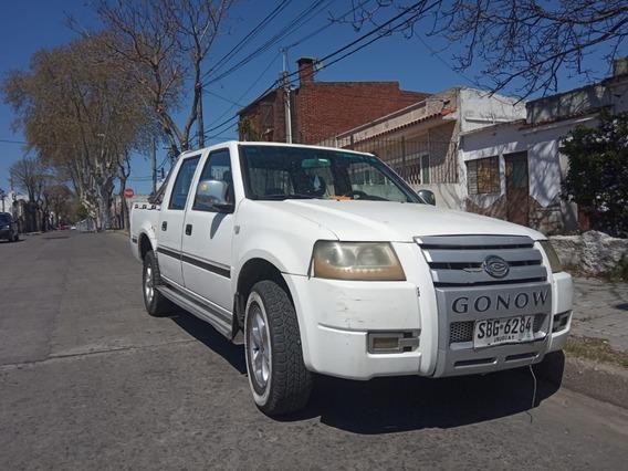 Camioneta Doble Cabina. ¡¡buena Oferta!! Gonow Troy 2.2 2008