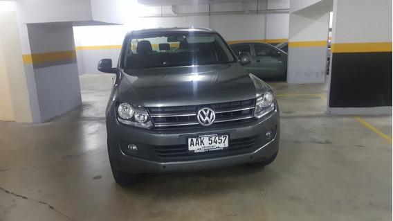 Volkswagen Amarok 2.0 Trendline Tsi 4x2 A Toda Prueba