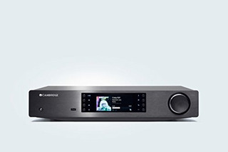 Cambridge Audio Cxn V2 Network Player Black Cu Electronics