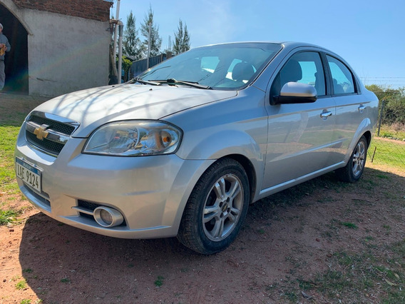 Chevrolet Aveo 1.6 Lt Impecable Estado!!