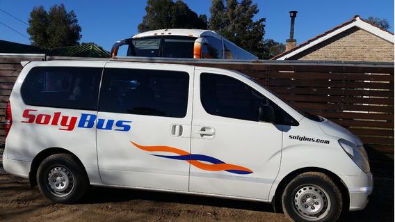 Camioneta Hyundai De Turismo En Optimo Estado
