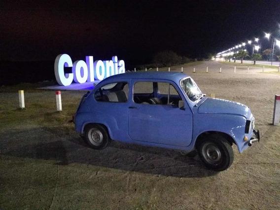 Fiat 600r 780 Cc