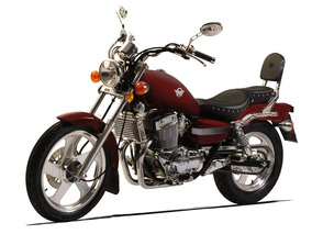 Mondial Hd 250 254 Bicilindrica Chopera 0km Custom Nueva Mo