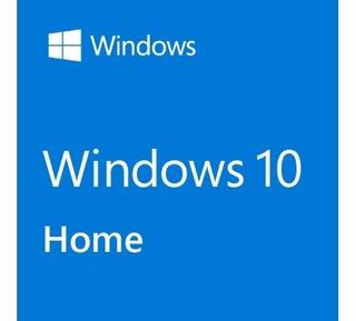 Licencia Oficial Windows 10 Home 64 Bits Oem 1 Eq Español