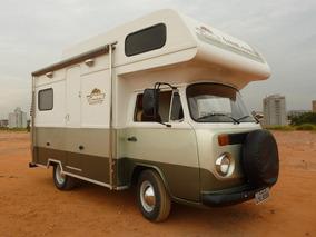 Kombi Safari - Motorhome - Trailers - Volkswagem 1980