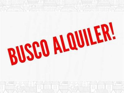 Busco Casa O Apartamento 3 O 4 Dor- Alquilar En Montevideo