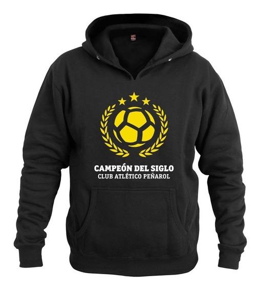 Buzo Canguro Peñarol Campeon Del Siglo Manya