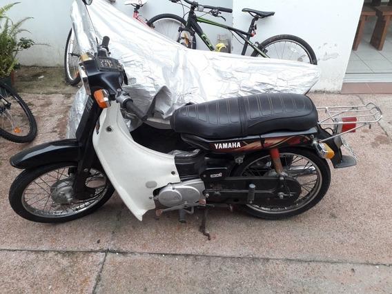 Yamaha 80 (japonesa) Yamaha V80