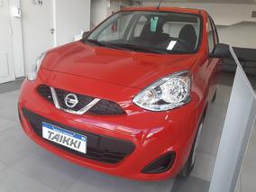 Nissan March 1.6 Active 0km Oferta Contado - Taikki Autos