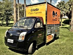 Food Truck Lifan Foison 1.3 2p Pronto Para Trabalhar!!