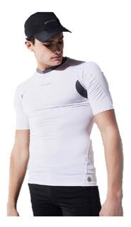 Camiseta Compresión Lycra Gym Schnell - Modelo Munchen