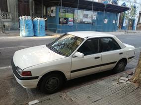 Mazda 323 Año 92 Al Dia,titulos Y Libreta
