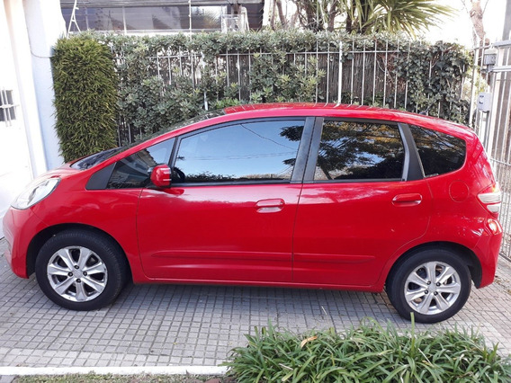 Honda Fit Lx Ht 2014 Imperdible
