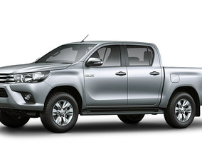 Toyota Hilux Único Dueño 49000 Km Con Accesorios
