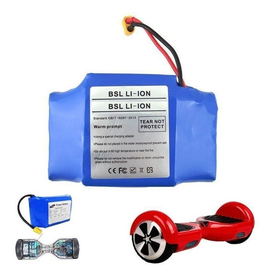 Bateria Para Patineta Electrica - Hoverboard