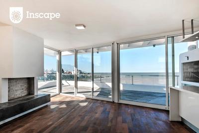 Excelente Penthouse Con Vista Al Mar