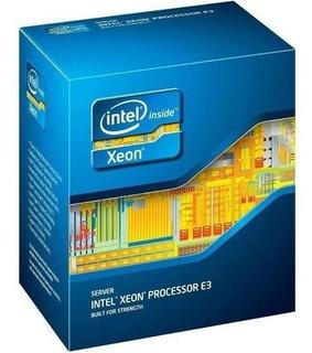 Intel Xeon E3-1220 Processors