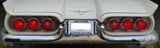 Thunderbird 60 Totalmente Restaurado Segun Normas De Fabrica