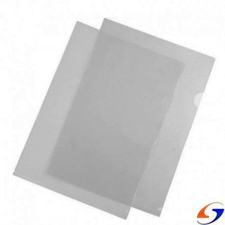 Carpeta Presentacion En L A4 Transparente Serviciopapelero