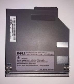 Lectora Grabadora Cd-rw / Dvd + Modulo Para Notebooks Dell