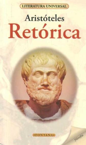 Libro: Retórica - Aristóteles