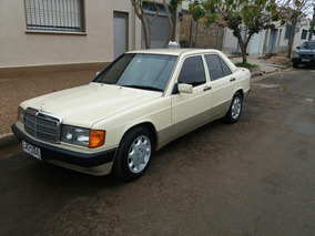 Mercedes-benz 190 2.5 Turbo Diesel Full