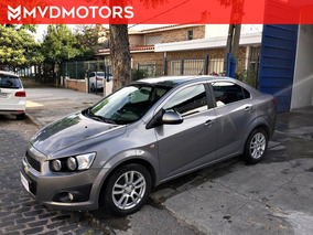 !! Chevrolet Sonic Ltz At Extra Full Permuto Financio !!