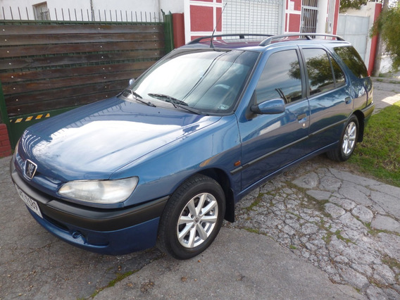 Peugeot 306 Break 1.8 Full Impecable Como Pocas Regalo Al 1