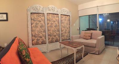 Hermoso Apartamento Amueblado, Con Garaje, Malvín, Alquiler