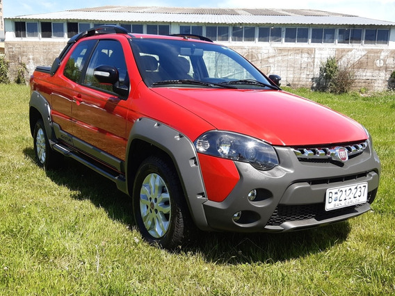 Fiat Strada 1.6 Adventure Locker Cd 2018