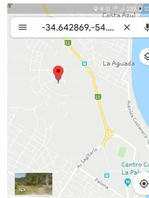 Terreno En La Paloma Rocha Excelente Oportunidad!!