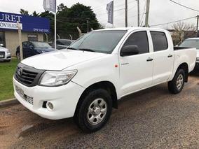 Toyota Hilux Dx 4x4 2.5 Diesel