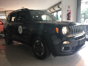 Jeep Renegade Sport Plus Automatico Rojo/verde/azul/marron