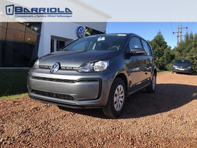 Volkswagen Up Nuevo Move 2019 0km - Barriola