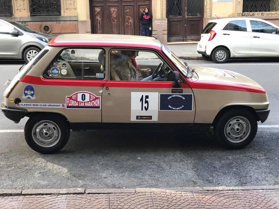Renault 5 Clasico.