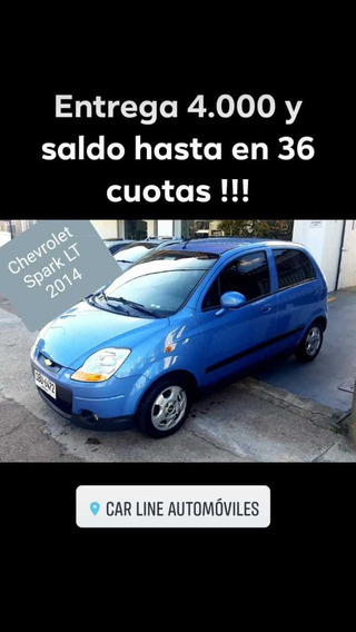 Chevrolet Spark Financio Permuto Extra Full Inmaculado