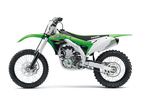 Kawasaki Kx 450 F Modelo 2018