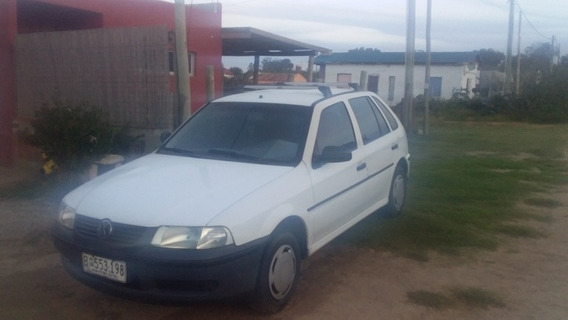 Volkswagen Gol 1.0 Gl Mi 2001